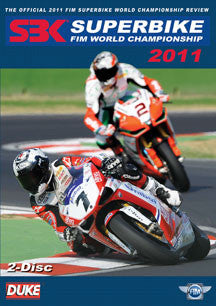 World Superbike Review 2011 (2 Disc) (DVD)