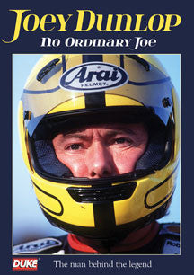 Joey Dunlop - No Ordinary Joe (DVD)