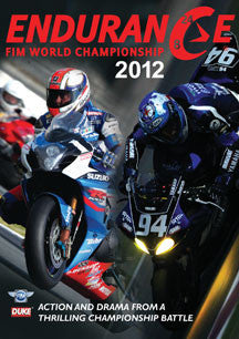 Fim Endurance World Championship Review 2012 (DVD)