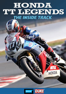 TT Legends: The Inside Track (DVD)