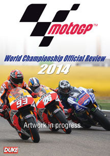 MotoGP 2014 Review (BLU-RAY)