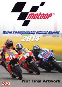 MotoGP 2014 Review (DVD)