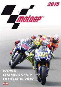 MotoGP Review 2015 (DVD)