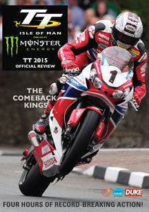 TT 2015 Review (DVD)