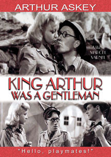 King Arthur Was A Gentleman (DVD)
