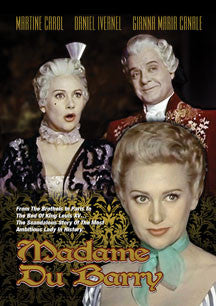 Madame Du Barry (DVD)