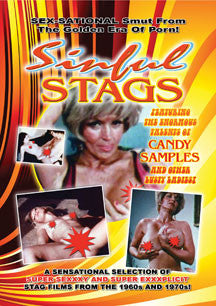 Sinful Stags (XXX RATED DVD)
