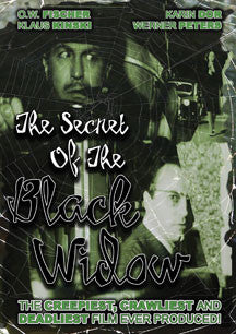 The Secret Of The Black Widow (DVD)