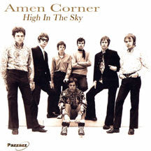 Amen Corner - High In The Sky (CD)
