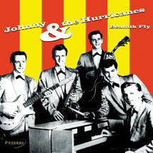Johnny & The Hurricanes - Beatnik Fly (CD)