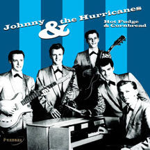Johnny & The Hurricanes - Hot Fudge & Cornbread (CD)