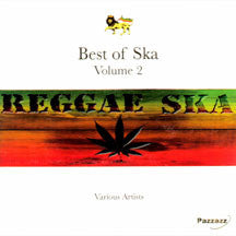Best Of Ska Volume 2 (CD)