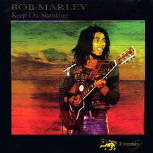 Bob Marley - Keep On Skanking (CD)