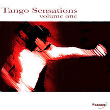 Tango Sensations Volume 1 (CD)