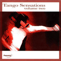 Tango Sensations Volume 2 (CD)