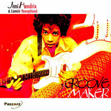 Jimi Hendrix & Lonnie Youngblood - Groove Maker (CD)