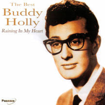 Buddy Holly - Raining In My Heart (CD)