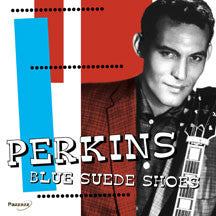 Carl Perkins - Blue Suede Shoes (CD)