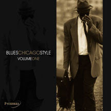 Blues Chicago Style Volume 1 (CD)