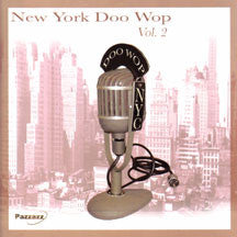 New York Doo Wop Volume 2 (CD)
