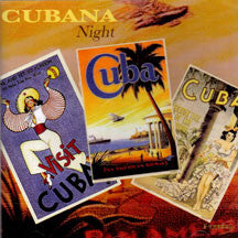 Cubana Night (CD)
