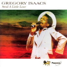 Gregory Isaacs - Steal A Little Love (CD)