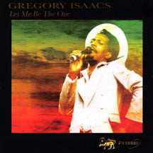 Gregory Isaacs - Let Me Be The One (CD)