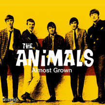 Animals - Almost Grown (CD)