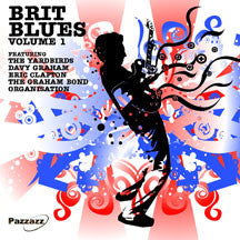 Best Of Brit Blues Volume 1 (CD)