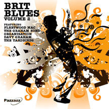 Best Of Brit Blues Volume 2 (CD)