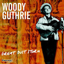Woody Guthrie - Great Dust Storm (CD)