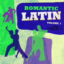 Romantic Latin Vol. 1 (CD)