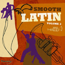 Smooth Latin Vol.2 (CD)