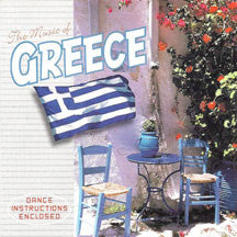 Callie Kalogerson - The Music Of Greece (CD)