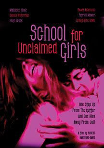 School For Unclaimed Girls (DVD)