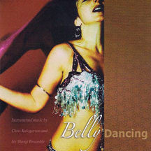 Chris Kalogerson And His Sharqi Ensemble - Belly Dancing (CD)