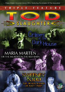 Tod Slaughter Triple Feature (DVD)