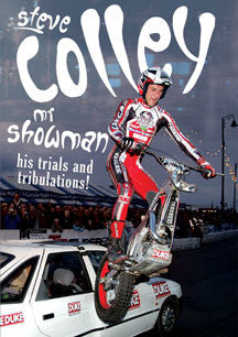 Steve Colley Mr Showman (DVD)