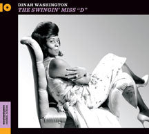 Dinah Washington - The Swinging Miss D + 12 Bonus Tracks (CD)