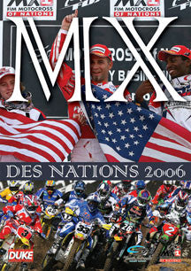 Mx Des Nations 2006 (DVD)