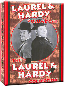 Laurel & Hardy Collection Vol1 (DVD)