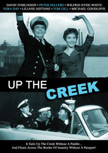 Up The Creek (DVD)
