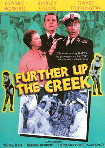 Further Up The Creek (DVD)