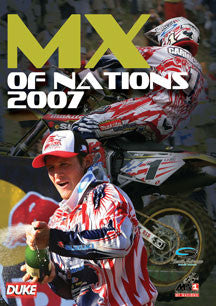 Motocross Of Nations 2007 (DVD)