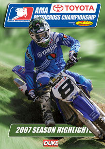 Ama Motocross Review 2007 (DVD)