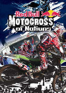 Fim Red Bull Motocross Of Nations 2008 (DVD)