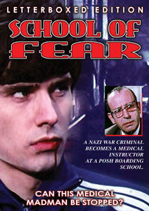 School Of Fear (DVD)