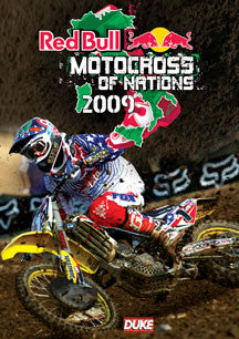 Fim Red Bull Motocross Of Nations 2009 (DVD)