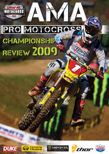 Ama Motocross Championship Review 2009 (2 Disc) (DVD)