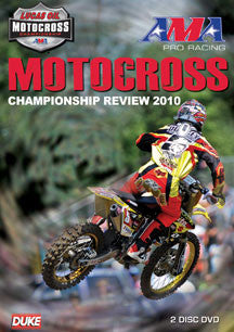 Ama Motocross Championship Review 2010 (DVD)